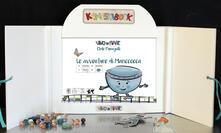 Amatigota.it Le avventure di Maricocca. Testo in simboli. Kamishibai. Ediz. illustrata. Con audiolibro Image