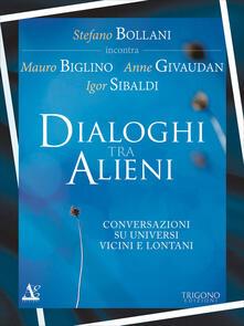 Antondemarirreguera.es Dialogo tra alieni. Conversazioni su universi vicini e lontani Image