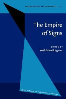 The Empire of Signs: Semiotic Essays on Japanese Culture - cover