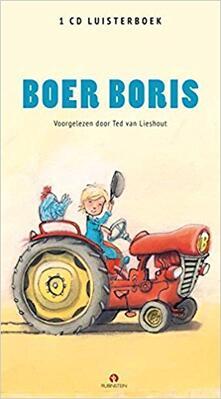 Boer Boris (Audiolibro) - CD Audio