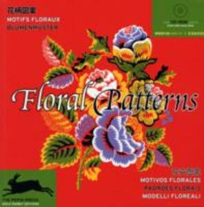 Floral patterns. Ediz. multilingue. Con CD-ROM