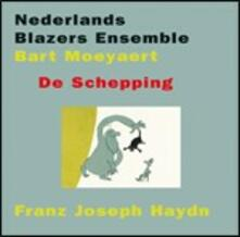 De Schepping - CD Audio di Franz Joseph Haydn