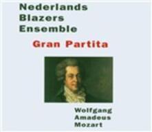 Serenade n.10 Gran Partita - SuperAudio CD ibrido di Wolfgang Amadeus Mozart