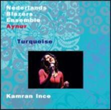 Turquoise - CD Audio di Nederlands Blazers Ensemble