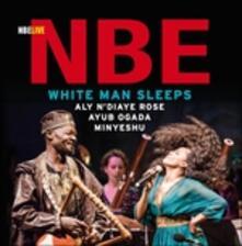 White Man Sleeps - CD Audio di Nederlands Blazers Ensemble
