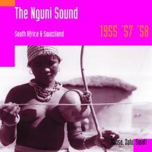Nguni Sound - CD Audio