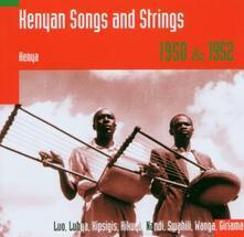 Kenyan Songs & Strings - CD Audio