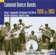 Colonial Dance Bands - CD Audio