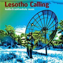 Lesotho Calling - CD Audio