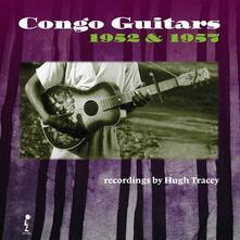 Congo Guitars 1952 & 1957 - Vinile LP