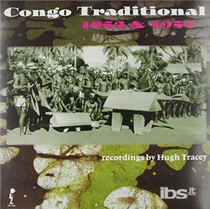 Congo Traditional 1952 - Vinile LP