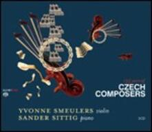 135 Years of Czech Composers - CD Audio