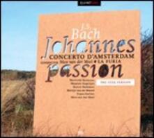 La Passione secondo Giovanni - CD Audio di Johann Sebastian Bach