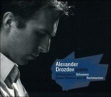 Fantasia op.17 / Études-Tableaux op.39 - CD Audio di Sergej Vasilevich Rachmaninov,Robert Schumann,Alexander Drozdov