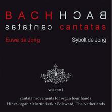 Cantatas vol.1 - CD Audio di Johann Sebastian Bach