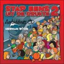 Stap Eens Uit De Drukte 2 - CD Audio di Herman Boon