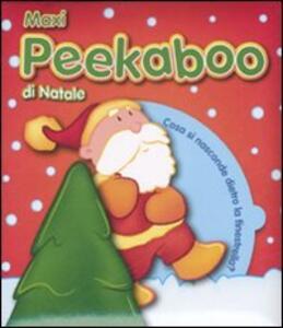 Maxi Peekaboo di Natale