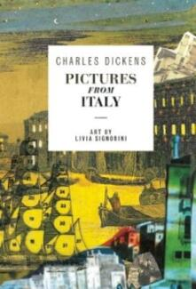 Pictures from Italy - Charles Dickens - cover