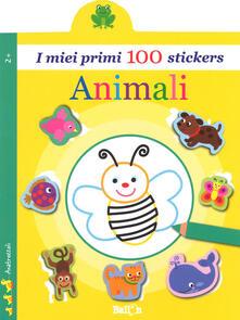 3tsportingclub.it Animali. I miei primi 100 stickers Image