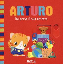 Nordestcaffeisola.it Arturo ha perso il suo orsetto. Ediz. a colori Image