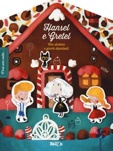 Camfeed.it Hansel & Gretel. C'era una volta.... Ediz. illustrata Image