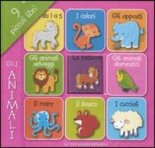 Steamcon.it Gli animali. Ediz. illustrata Image
