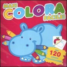 Steamcon.it Maxi colora facile! Con adesivi Image