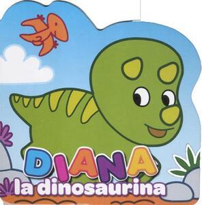 Diana la dinosaurina