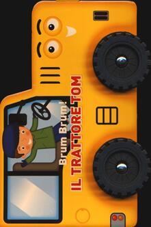 Voluntariadobaleares2014.es Il trattore Tom. Brum, brum! Image