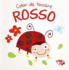 Voluntariadobaleares2014.es Rosso. Colori da toccare Image