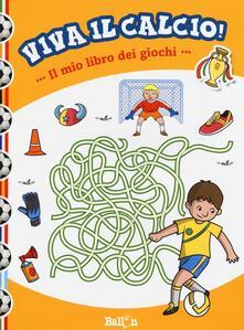 Winniearcher.com Il mio libro dei giochi. Viva il calcio! Image