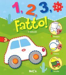 Rallydeicolliscaligeri.it I veicoli. 1,2,3, fatto! Image