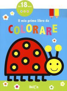 Vitalitart.it Il mio primo libro da colorare. Ediz. a colori. Vol. 2 Image