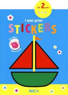 Warholgenova.it Barca. I miei primi stickers. Con adesivi. Ediz. a colori Image