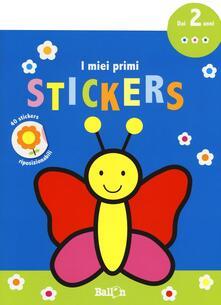 Antondemarirreguera.es Farfalla. I miei primi stickers. Con adesivi. Ediz. a colori Image