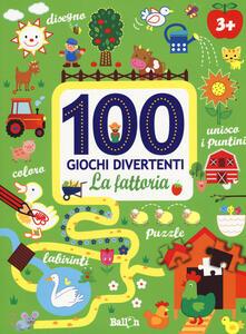 Daddyswing.es La fattoria. 100 giochi divertenti. Ediz. a colori Image