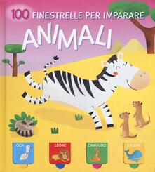 Lpgcsostenible.es Animali. 100 finestrelle per imparare Image