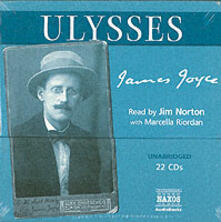 Ulysses - CD Audio di James Joyce