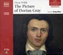 Picture Of Dorian Gray - CD Audio di Oscar Wilde