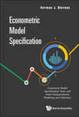 Libro in inglese Econometric Model Specification: Consistent Model Specification Tests and Semi-Nonparametric Modeling and Inference Herman J. Bierens