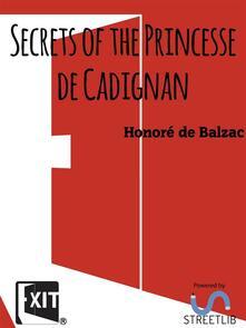 Secrets of the Princesse de Cadignan