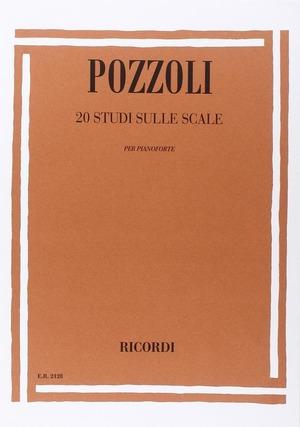 20 Studi Sulle Scale. Pianoforte