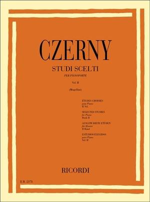 Studi Scelti. Volume 2. per Pianoforte. Bruno Mugellini