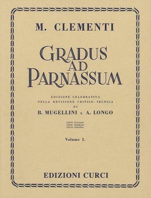 Clementi. Gradus Ad Parnassum vol. 1. Pianoforte