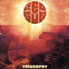 Triosophy - Vinile LP di Sun Red