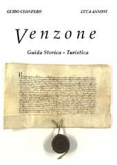 Copertina  Venzone : guida storica-turistica