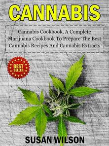 Cannabis Cookbook for Beginners