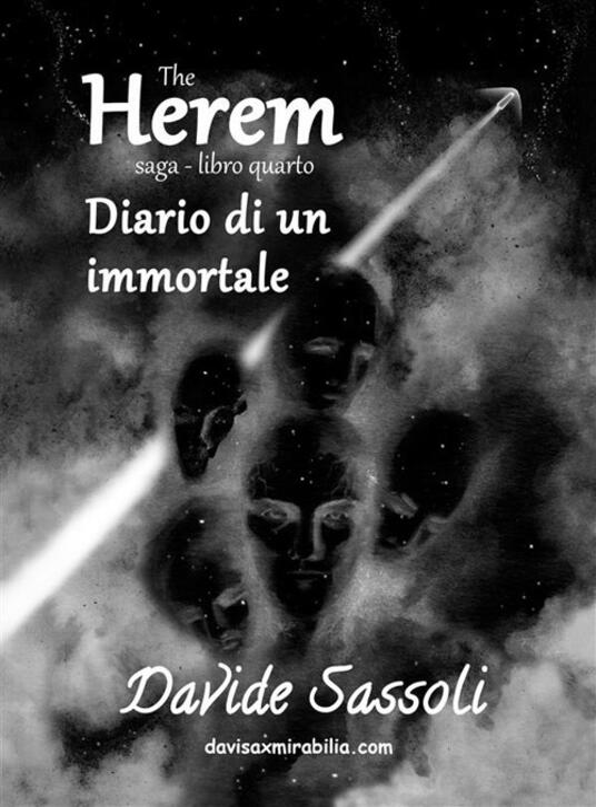 Diario di un immortale. The Herem Saga. Vol. 4 - Davide Sassoli - ebook