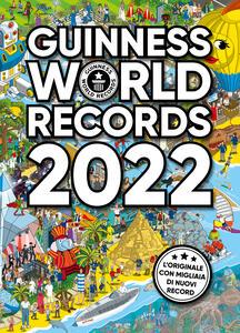 Libro Guinness World Records 2022