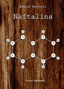 Naftalina - Danilo Paolucci - copertina
